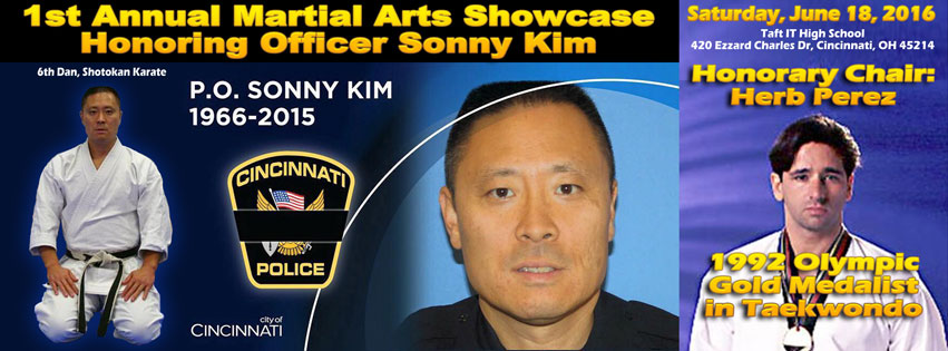 Sonny Kim Martial Arts Tribute organized